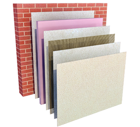 wethertex insulation system