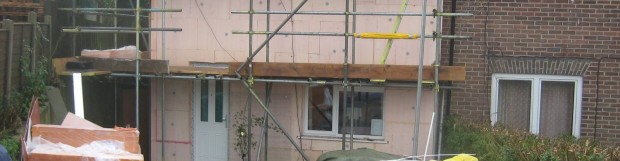 External Wall Insulation in Birmingham
